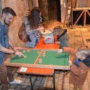 Atelier des jeux en bois anciens