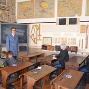 Fête de l'école d'Autrefois du 25 et 26 mars : Animation classe 1932