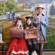 Fête de l'école d'Autrefois du 25 et 26 mars : Atelier photo en costume d'époque