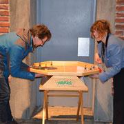 Fête de l'école d'Autrefois du 25 et 26 mars : Atelier jeux de récréation