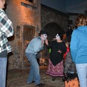 30/10/2016 : La fête d'Halloween  - les fantômes et autres revenants
