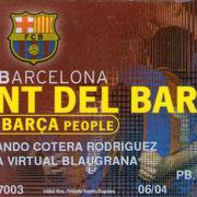 Gent Del Barca # 307,003 - Año 2006