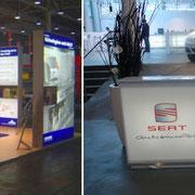 DigitaldirektdruckPlexiglas München Messe Riem
