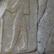 le site des hiéroglyphes