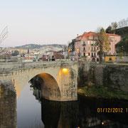 Ponte de Sao Goncalo von der anderen Seite