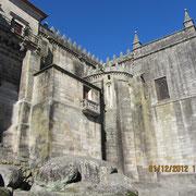 Rückseite Kathedrale