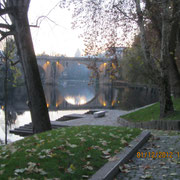 Rio Tamego bei Amarante