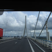 auf der Ponte de Normandie