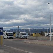 Zwischenstopp auf dem neuen SP in Moncofa