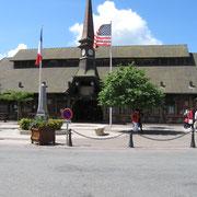 Markthalle in Ètretat