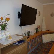 Wohnküche im Gänseblümchen