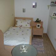 gemütliches Einzelzimmer in der Fewo Gänseblümchen