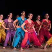 Indien / Bollywood - Damenriege