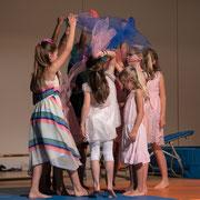 Sechseläuten - kleine Mädchenriege