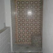 Faïance salle de bain