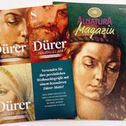 Kooperation zwischen dem Städel Museum und dem Bio-Supermarkt Alnatura zur Dürer-Ausstellung 2013/2014