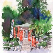 白鳥山・法持寺 Hakucyozan Houjiji Temple