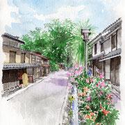海野宿 Unno-Jyuku