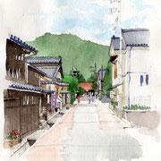 上田・柳町  Yanagi-machi, Ueda