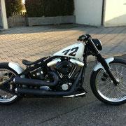 Motorradbeschriftung