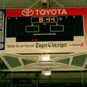 Punkteanzeigetafelbeschriftung - Flyers