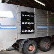 Müllfahrzeugbeschriftung - a-shop.ch