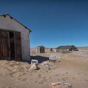 old town grillenthal | diamant restricted area | namibia 2015