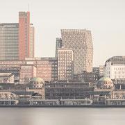 moin hamburch! | skyline | hamburg | germany 2019