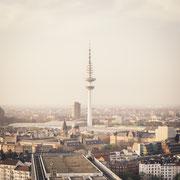 moin hamburch!   television tower   hamburg   germany 2019