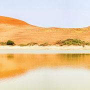 lake sossusvlei | namibia 2012
