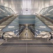 moin hamburch! | underground station ueberseequartier | hamburg | germany 2019