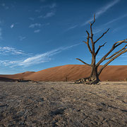 panorama | sossusvlei  dead vlei | namibia 2015