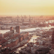 moin hamburch! | elbphilharmonie highflyer | hamburg | germany 2013