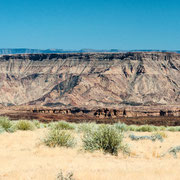 panorama | fish river canyon | namibia 2012