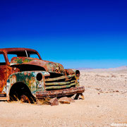 oldtimer | fish river canyon | namibia 2012