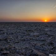 sunrise | makgadikgadi pan | botswana 2014