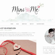 mini and me // april 2015