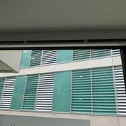 Glaskratzerentfernung Köln - Position des Glaskratzers