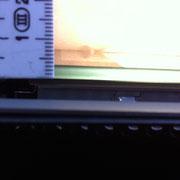Glaskratzer aus Hochleistungsscanner entfernen - 3mm starkes Glas