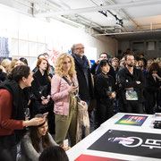 Creative Spaces 2017 - the opening evening
