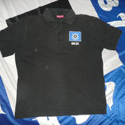 "OSNA-HSV Polo Shirt ""Front"""