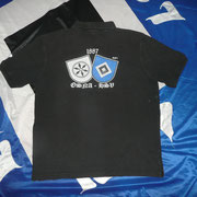 "OSNA-HSV Polo Shirt ""Back"""