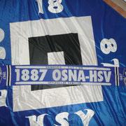 OSNA-HSV Fanclubschal
