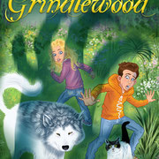 The Secrets of Grindlewood Front Cover Hi-Res