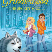 The Secret Scroll Front Cover Hi-Res