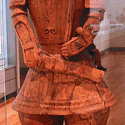Haniwa de Kofun.