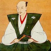Nobunaga Oda.