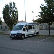Stellplatz Modena