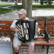 Traurige russische Melodien
