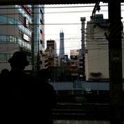 東京スカイツリーも未だ300m位の時代。